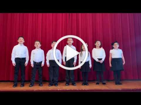 MOURAD SCHOOLCHILDREN EVOKE VARTANANTZ