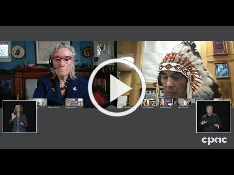 Federal ministers and Indigenous leaders discuss UNDRIP implementation bill - June 18, 2021