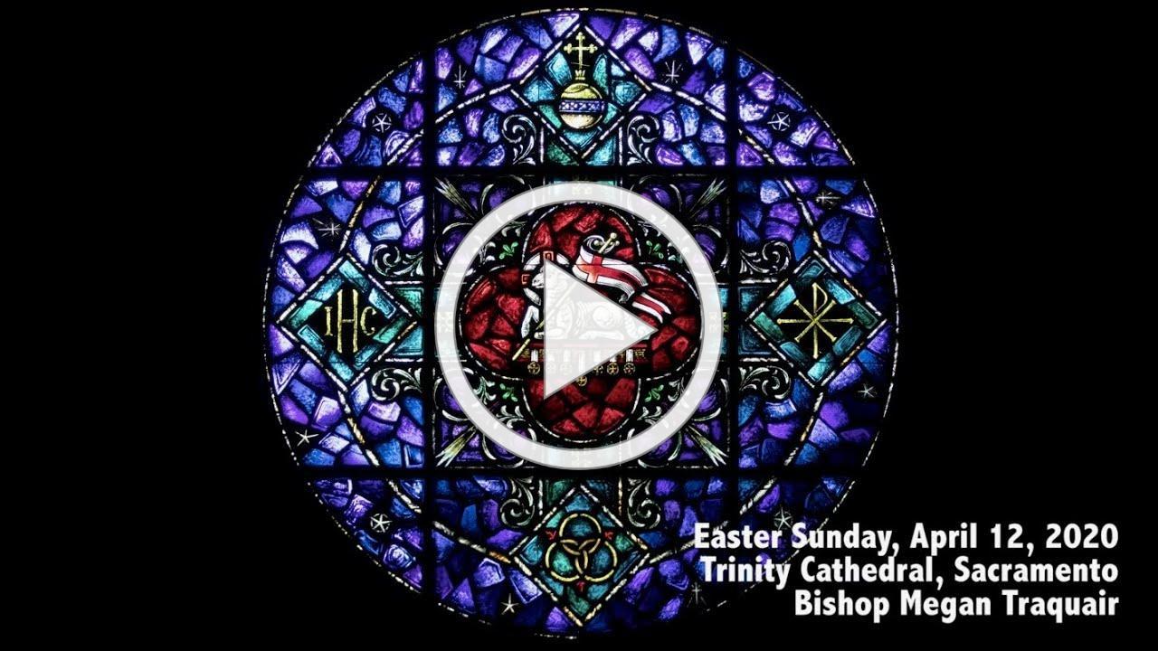 Easter Sermon from Bishop Megan Traquair