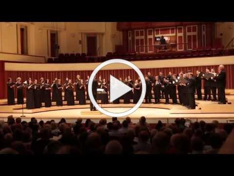 Atlanta Master Chorale | Let The People Praise Thee (Mathias)