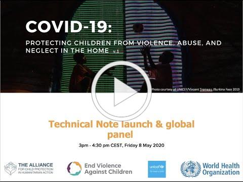 Webinar | COVID-19: Protecting Children from Violence, Abuse, and Neglect in the Home
