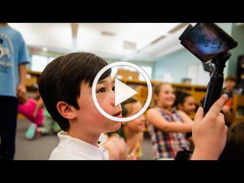 Expeditions AR - Bringing the world into the classroom
