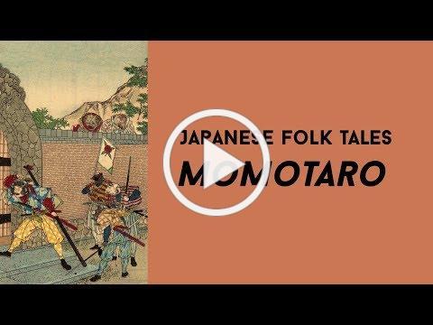 Japanese folk tales - Momotaro
