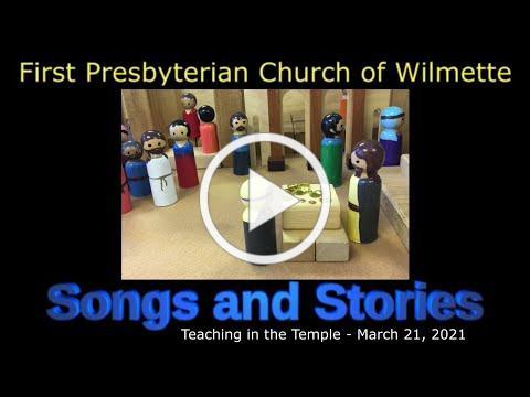 FPCW SaS - Teaching in the Temple