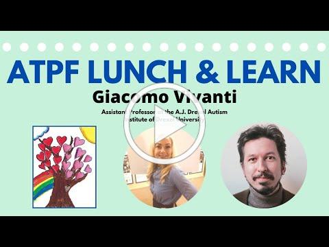 ATPF Lunch & Learn with Giacomo Vivanti, Ph.D.