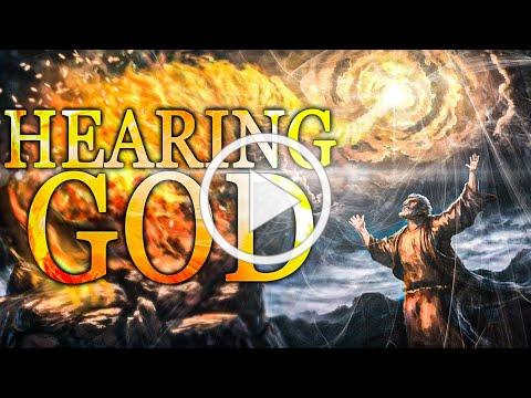 God Is Speaking & This Is What You Need To Do To Hear Him