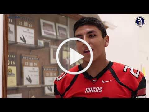 Athlete Spotlight Mike Carillo
