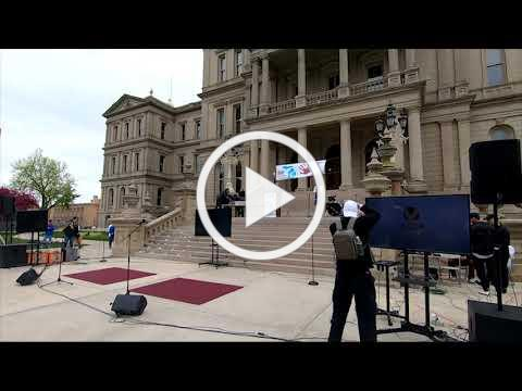 Opioid Awareness Rally at State Capitol