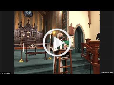Grace Galena Wednesday Eucharist 10 21 2020