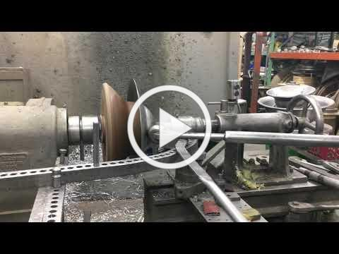 American Metal Spinning Mold Creation