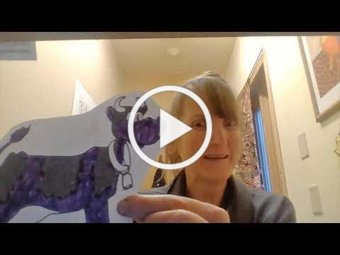 Purple Cow - Ms. J