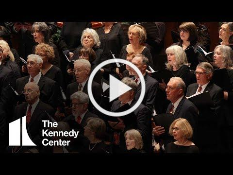 Encore Chorale - Millennium Stage (December 26, 2018)