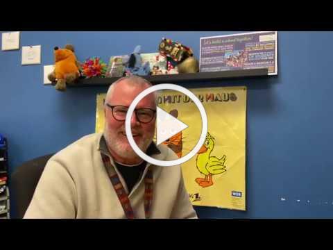 Videogruß vom Herrn Mullins 09. Januar 2020