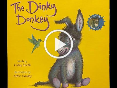 The Dinky Donkey - Mickey Weldon