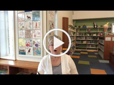 Osterville Village Library First Chapter Friday, Show Me a Sign, by Ann Clare LeZott