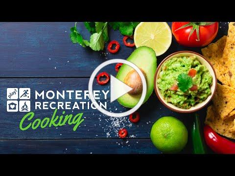 Monterey Recreation Presents 🥑 That's Good! Easy Guacamole Recipe