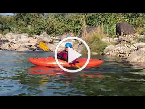 Bhutan's First Female Safety Kayaker!