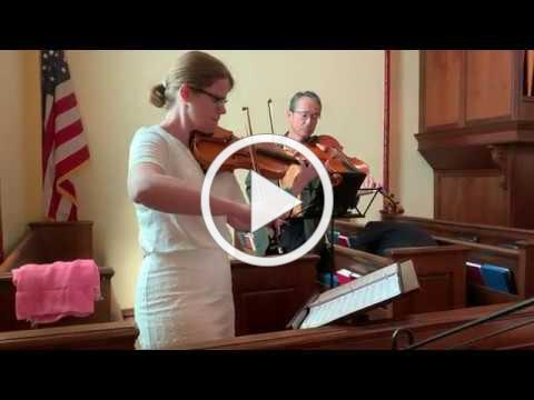 Medley played at the St. Augustine's Parish Dedication Festival on August 25, 2019
