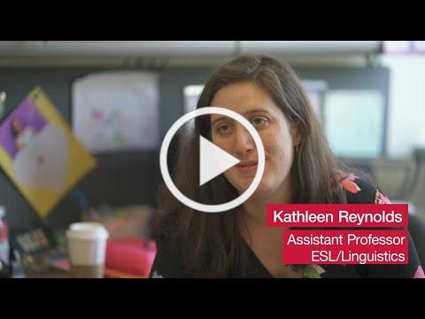 Harper College Faculty Spotlight - Kathleen Reynolds