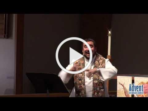Easter 3 Sermon - Terminator Transformer