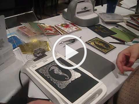 Card Making Tips and Tricks Using the GoPress Foil and Other Great Tools