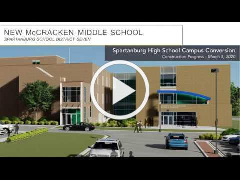 First Look at the New McCracken Middle School