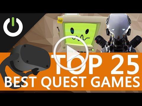 Top 25 Quest Games (Winter 2019)
