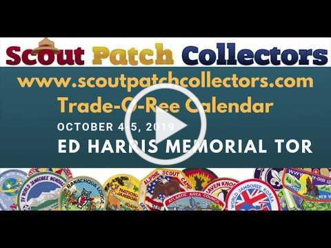 2019 Portland OR Ed Harris Memorial Boy Scout Trade-O-Ree