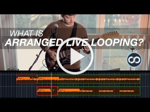 zenAud.io | What Is Arranged Live Looping?
