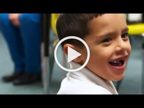 Donate to United Way to benefit Dallas ISD partnerships like Rainbow Days