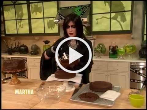 How to Make Devil's Food Cake ⎢Martha Stewart