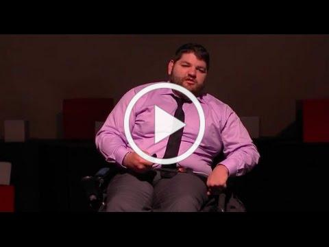 The View From Here: My Path to Disability Advocacy | Liam Doyle | TEDxVermilionStreet
