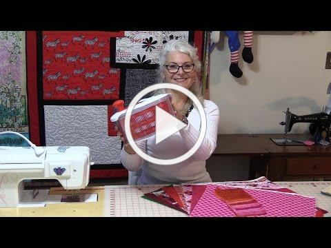 How to Wash Fat Quarters and PreCuts