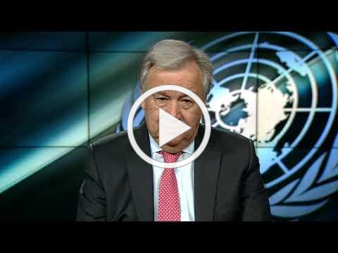 United Nations Secretary-General António Guterres: Message to the 68th UN Civil Society Conference