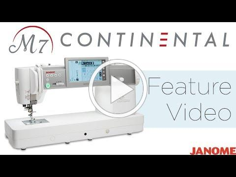 The Continental M7 Feature Video