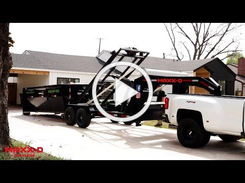 VersaMax Trash Removal Business with MAXX-D ROX Roll-Off