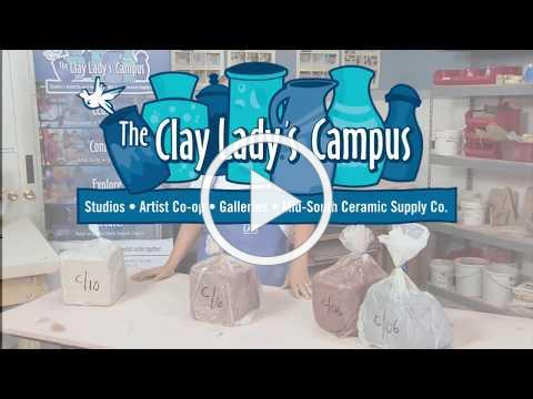 Firing Temperatures of Clay with The Clay Lady