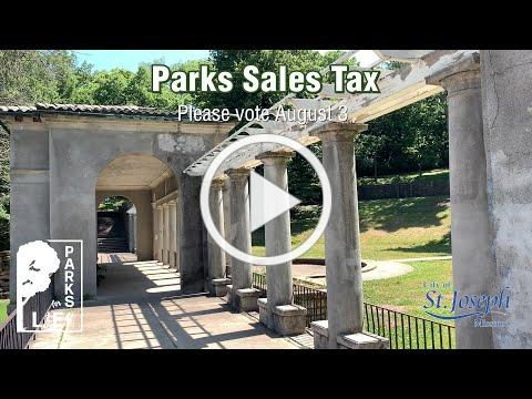 Parks Sales Tax