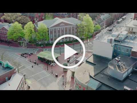 Harvard Square: The Pandemic of 2020. A Remembrance and A Dedication