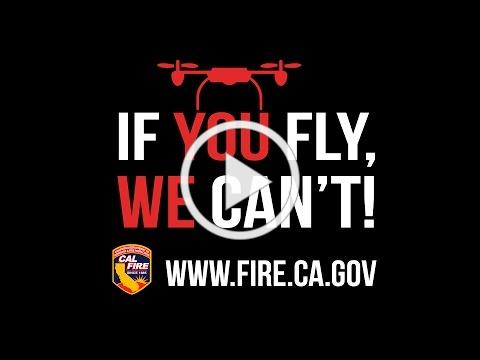 If You Fly, We Cant! PSA