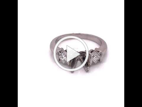 MDJ Advantage - Precision Set - Diamond Semi Mount Plat - Dominic Mainella - 4009456