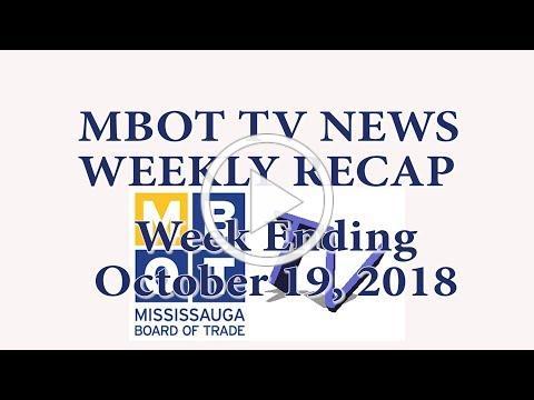 20181019 MBOT TV Weekly Recap