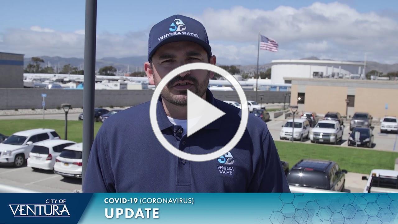 Ventura Water COVID-19 (Coronavirus) Response- Wastewater Operations