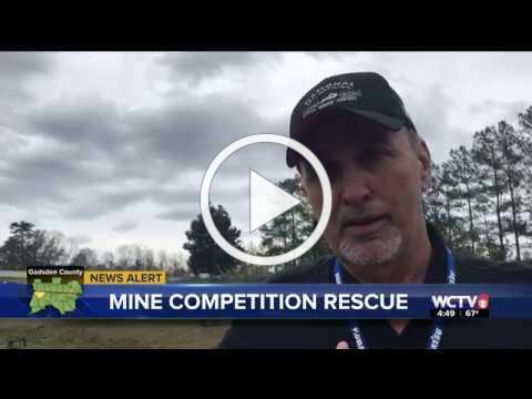 WCTV: Mine Competition Rescue