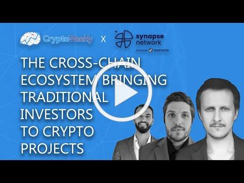 The First Cross-Chain Complete Investment Ecosystem | Synapse Network | CryptoWeekly Podcast
