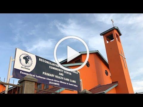 Hope Rising in Juba, South Sudan