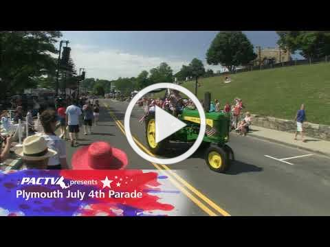 Plymouth 4th of July Parade 2018