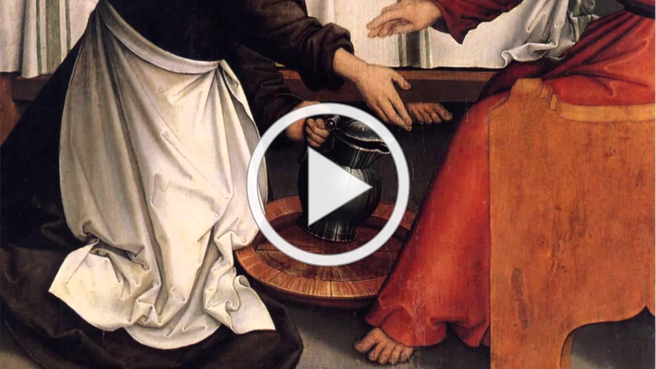 Arts and Faith: Holy Thursday