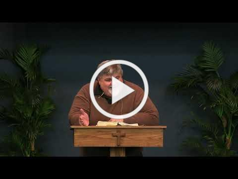 Jerusalem And The Ark ~ 2 Samuel 5-6 | Pastor Bill Randles | Believers In Grace Fellowship