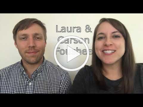 Laura & Carson Foushee